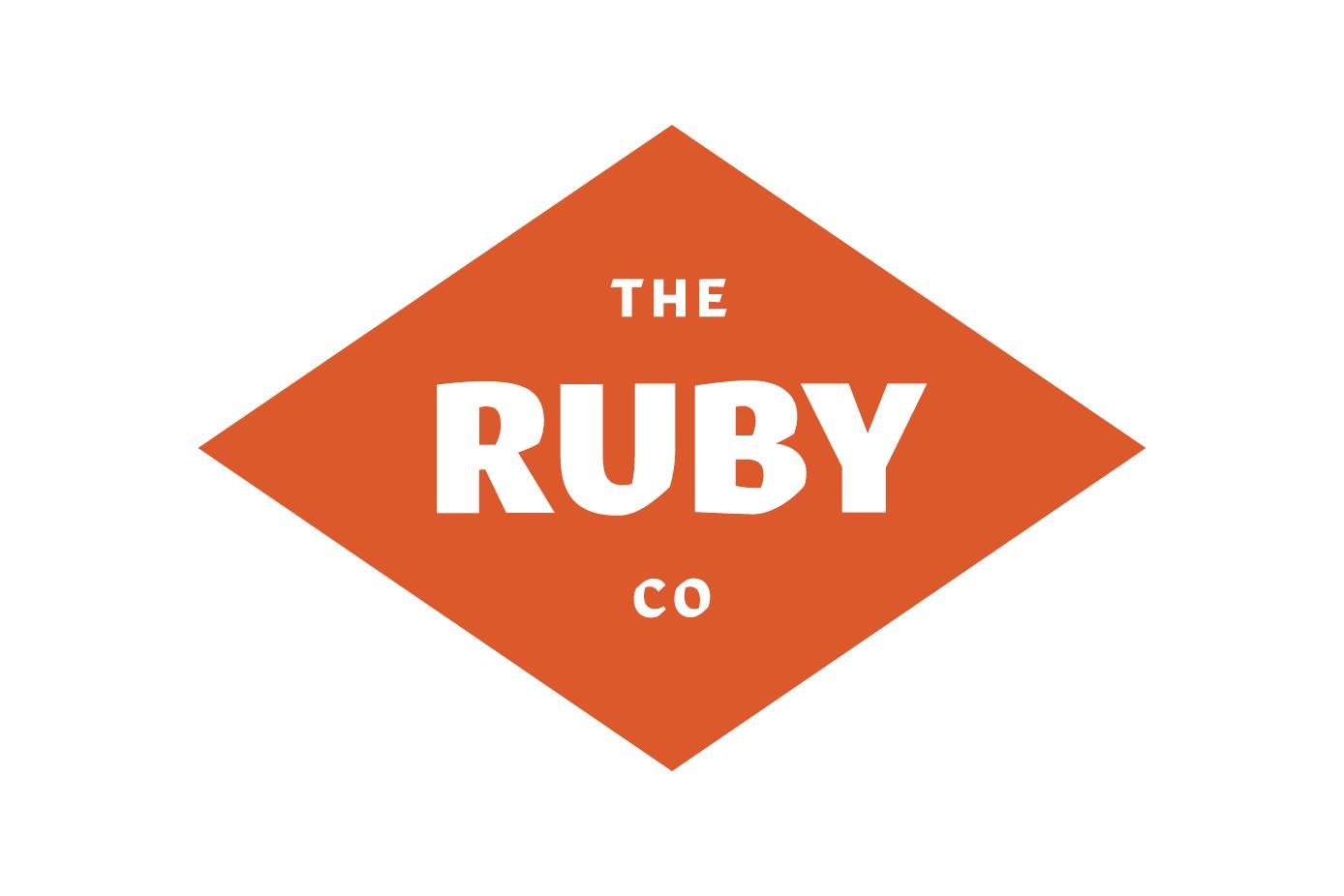 农产品的供应商Ruby Company视觉形象