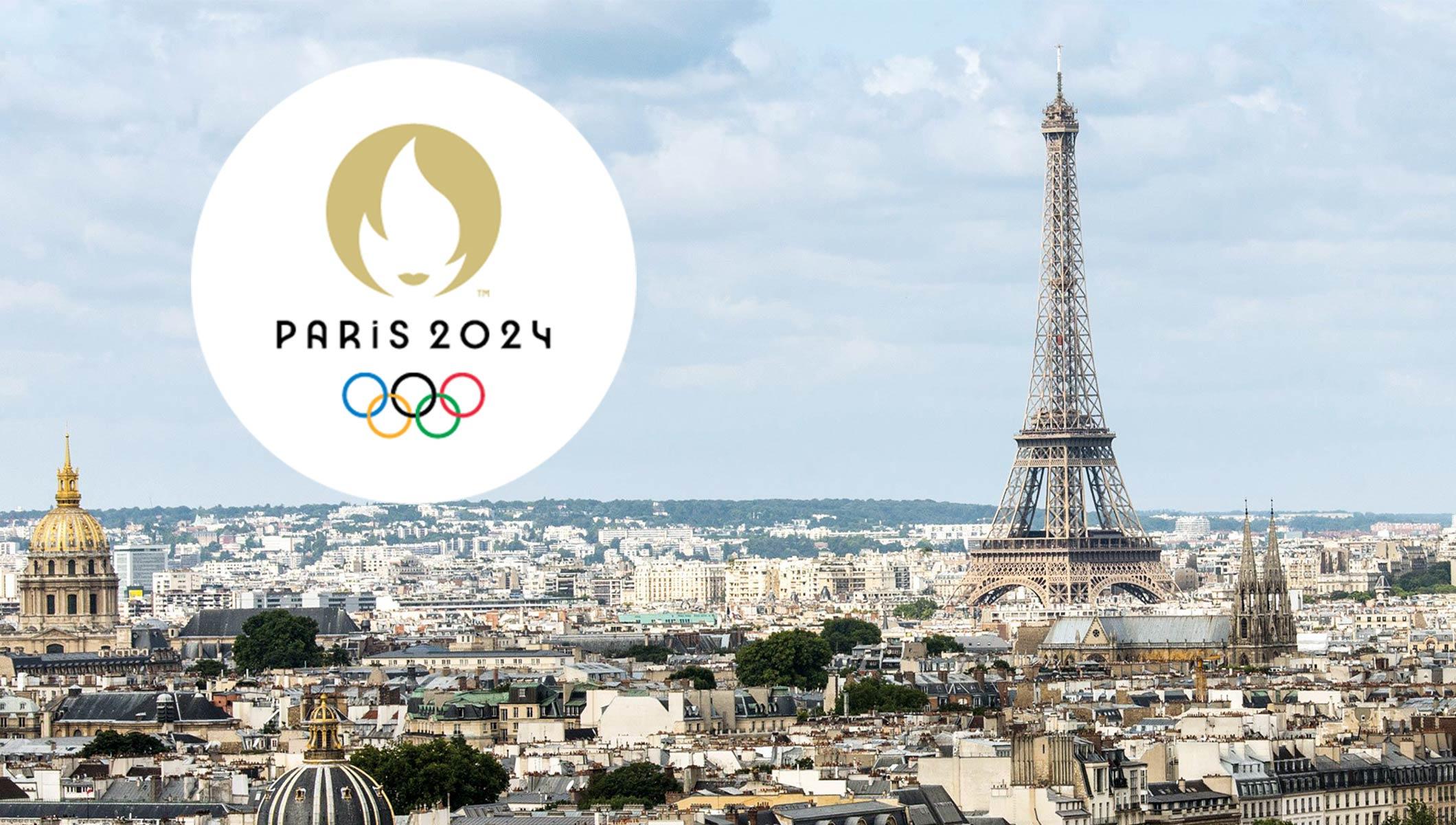 2024年巴黎奥运徽标发布