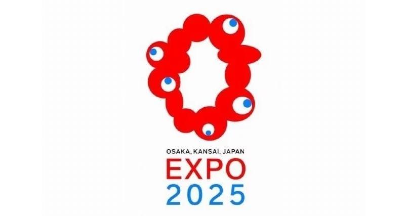 日本世博会LOGO被吐槽长得太像寄生兽,这么恶心的图标谁想出来?