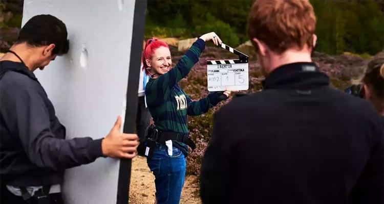英国独立电影制作公司 Leapling Films 更换全新LOGO