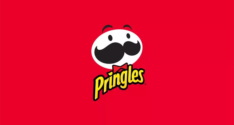 品客薯片(Pringles)换标,翘胡子老头终于变光头了!
