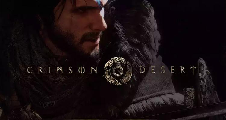 韩国游戏开发商PEARL ABYSS公布《红色沙漠》官方LOGO
