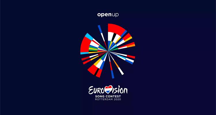 2021年欧洲歌唱大赛官方LOGO亮相,延续去年经典创意