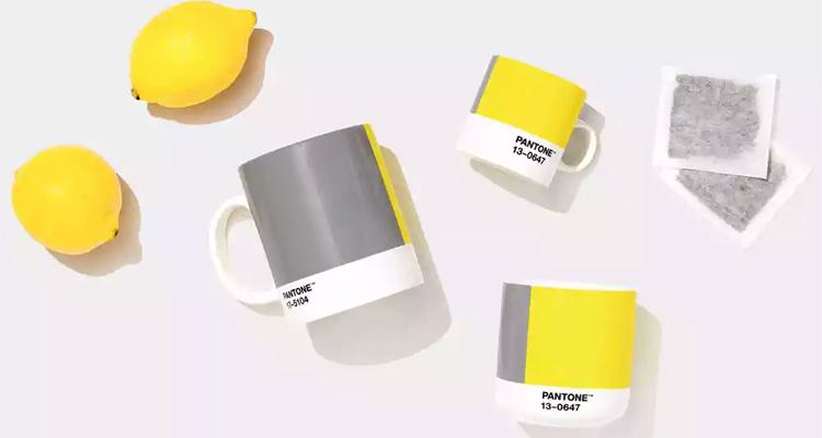 潘通2021年度代表色发布:极致灰+亮丽黄(附色值)