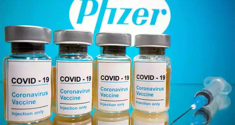 美国跨国制药公司辉瑞(Pfizer)更换新LOGO