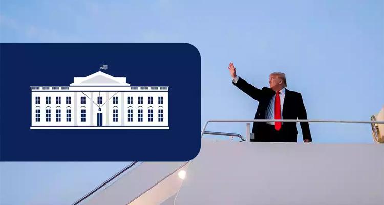 特朗普走了,拜登重新设计了白宫的LOGO